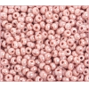 Ponybead 6/0 Opaque Pink Pearl Luster